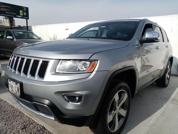Jeep Grand Cherokee Limited 2014 Blindada