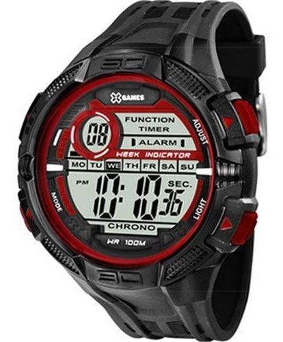 Xmppd385 Relógio  X Game