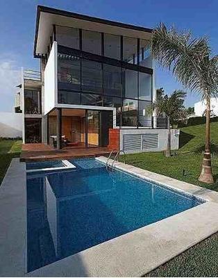 Exclusiva Residencia Con Diseño Único En Lomas De Cocoyoc