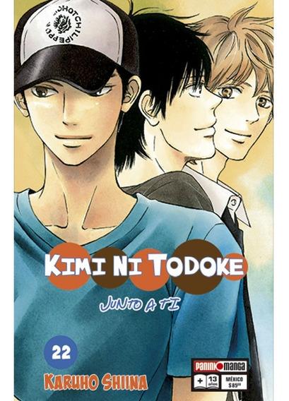 Panini Manga Kimi Ni Todoke Karuho Shina