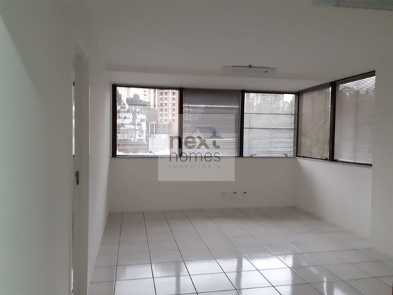Sala Comercial - Portal Do Morumbi - 47m² - 2 Vagas - Nh32536