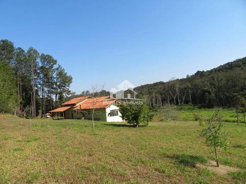 Chácara 60.000m² 6 Dorms. Sendo 4 Suites Em Salesopolis-sp - Cha65