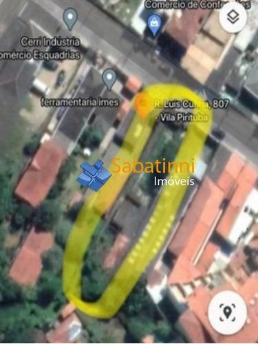 Imagem 1 de 1 de Terreno A Venda Em Sp Pirituba - Te00265 - 69561778