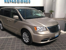 Chrysler Town & Country 2014 5p Lx V6 3.6 Aut