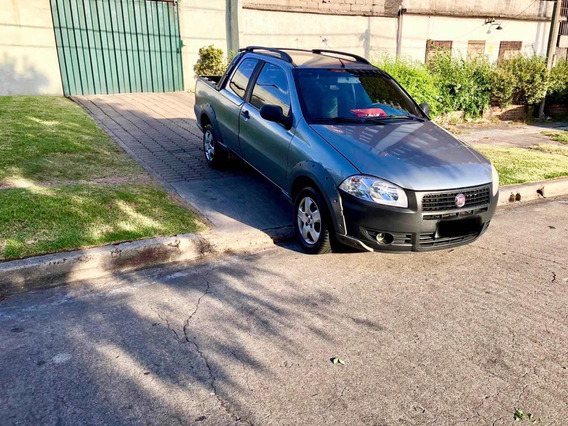 Fiat Strada 1.4 Working Cs C/aa 2014