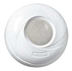 Sensor De Presença Teto 360° Embutir Sobrepor Exatron