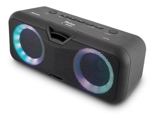 Philco Psb55bt Extreme Bluetooth Radio Led 1 Ano Garantia