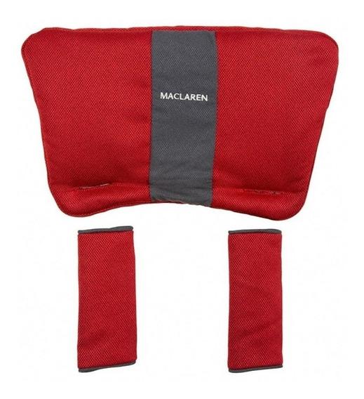 Comfort Pack Acessório Carrinho Vermelho Maclaren - Novo