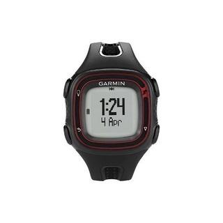 Reloj. Gps Garmin - Forerunner 10 Negro / Rojo Cdmx Df