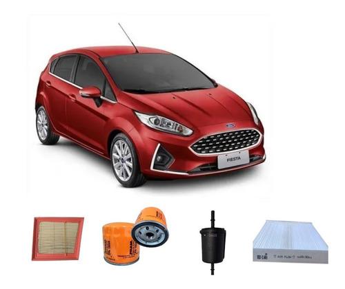 Kit Filtros Fram Para Ford Fiesta Kinetic