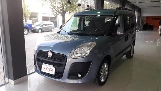 Fiat Doblo 0km Retira Con $87.606 Y Cuotas Tomo Usados A-