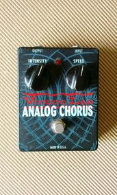 Voodoo Lab Analog Chorus Made In Usa