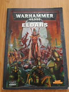 Warhammer 40k Codex Eldars 6 Ed.