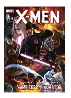 X Men Vampiros Y Lagartos Marvel - Especiales - Marvel Comi