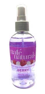 Revlon Nate Naturals Body Splash X 240ml Berry