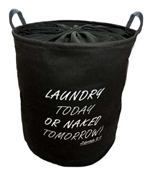 Cesto Laundry Para Ropa Sucia O Limpia Con Tapa