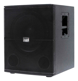 Bafle Subwoofer Activo 18 700w Proel Italian Stage Cuotas