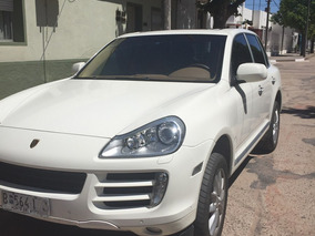 Porsche Cayenne Rural