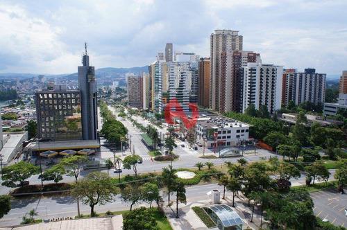 Área Comercial À Venda, Centro De Apoio I (alphaville), Santana De Parnaíba - Ar0015. - Ar0015