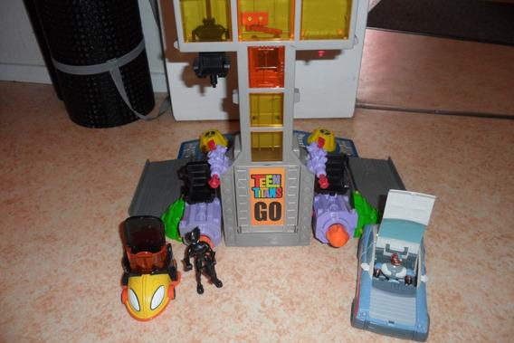 Torre Titã Teen Titans Robin Cyborg