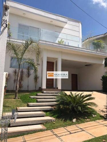 Casa Com 3 Dormitórios À Venda, 231 M² Por R$ 990.000,00 - Condomínio Vila Dos Inglezes - Sorocaba/sp - Ca1191