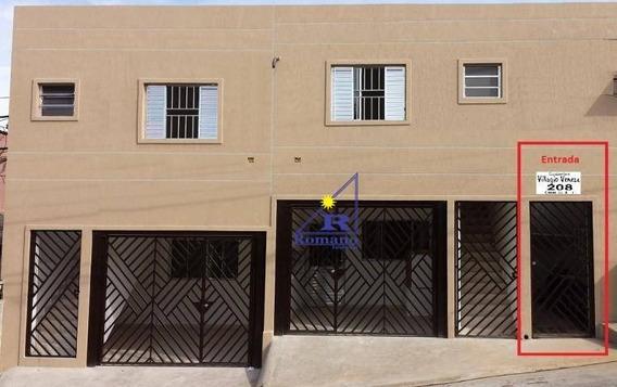 Casa Residencial À Venda, Itaquera, São Paulo. - Ca0340