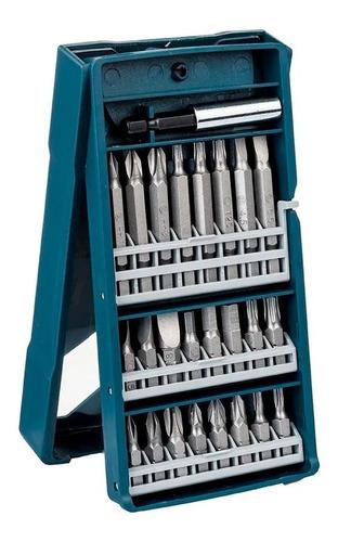 Set 25 Piezas Bosch Porta Puntas Magnético Atornillador