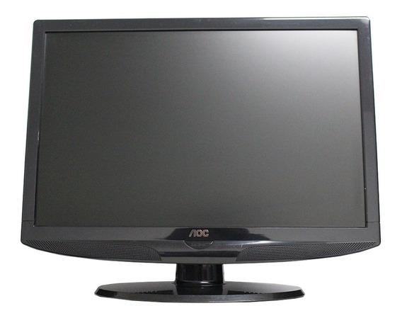 Monitor Lcd Aoc L19w831 19 Polegadas