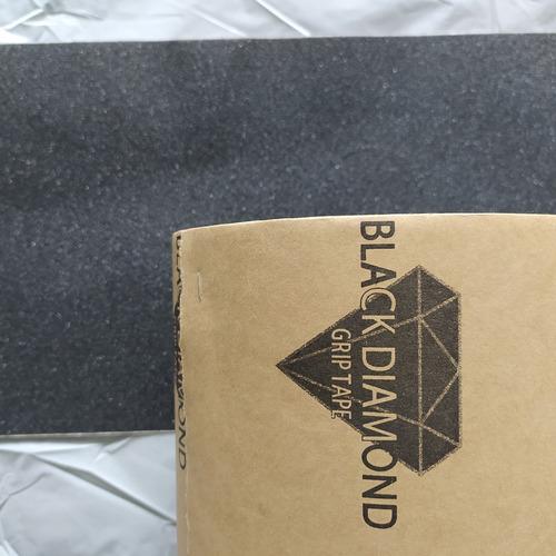 Lija Para Patinetas Black Diamond, Griptape Para Skateboard