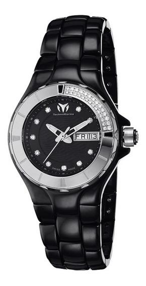 Reloj Technomarine Cruise Diamonds 110027c