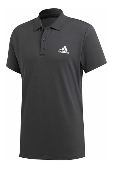 Playera Polo adidas (talla M) 100% Original Hombre Camisa Fs