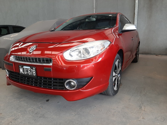 Renault Fluence Gt 2.0 Bordo 2013 Mlq