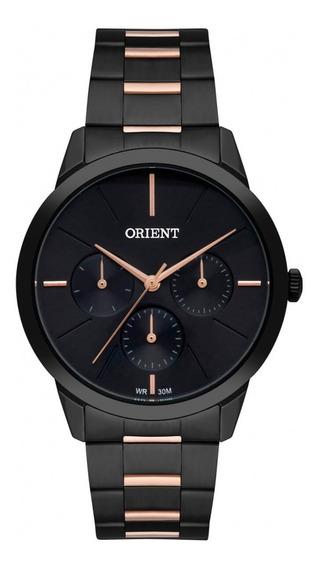 Relógio Orient Analógico Feminino Ftssm049 P1pr