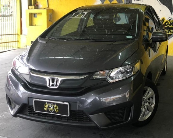 Honda Fit Lx 1.5 Automatica