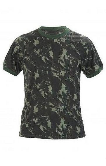 Camiseta Militar Camuflada Militar/urbano/florestal/deserto