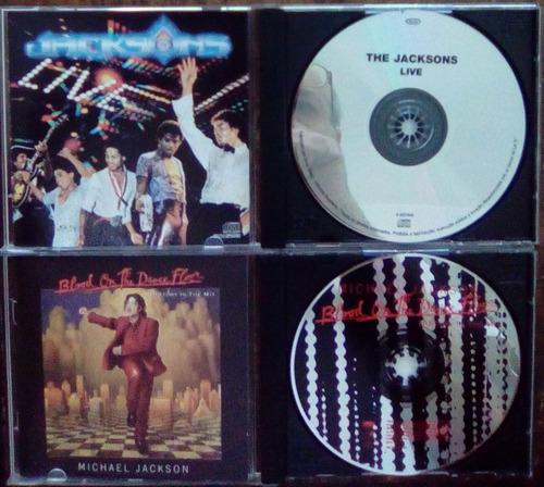 Imagem 1 de 6 de 2x Cd Michael Jackson Blood On The Dance Floor Jacksons Live