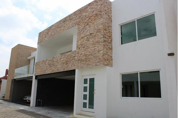 Casa Nueva En Venta En San Pedro Cholula