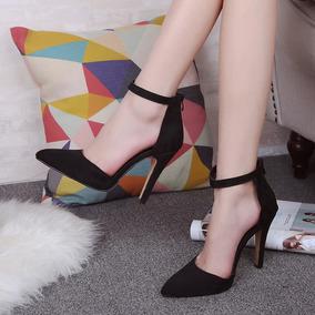 020500acfd1 Zapatos Mujer Puntiagudos Tacon Bajo - Zapatos en Mercado Libre Colombia