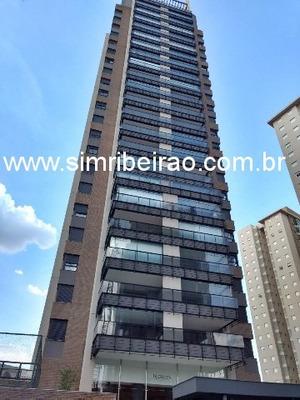 Vendo Apartamento Em Ribeirão Preto. Edifício Hydepark. - Ap02623 - 4376915