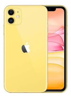 iPhone 11 Yellow, 256 Gb Mwmaa2bz/a