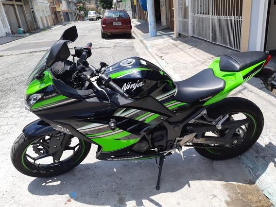 Kawasaki Ninja 300 Abs 2018 - Versão Krt