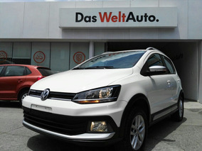 Volkswagen Crossfox Std Mod. 2017 Blanco Demo