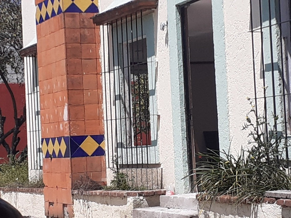 Terreno Con 2 Casas Rumbo A Malinche 1,611 Mt2