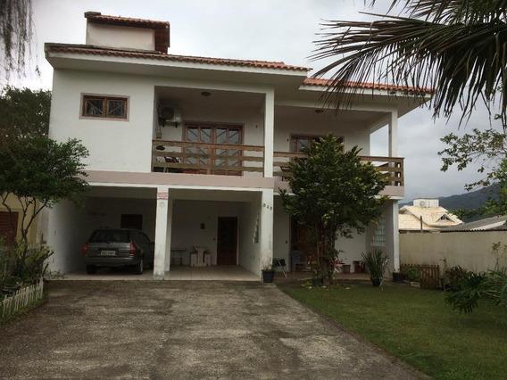 Casa Com 4 Dormitórios À Venda, 270 M² Por R$ 499.000,00 - Enseada De Brito - Palhoça/sc - Ca0948