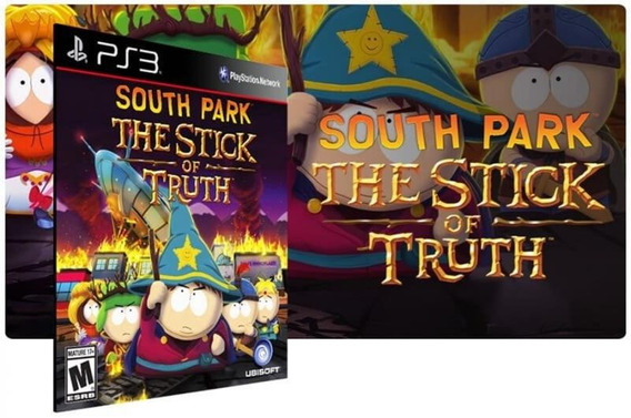 Jogo South Park Stick Of Truth - Ps3