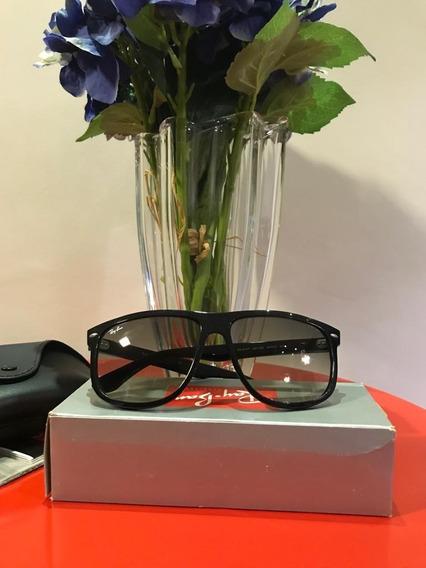 Óculos Ray Ban Rb4147 Preto Original Made In Italy