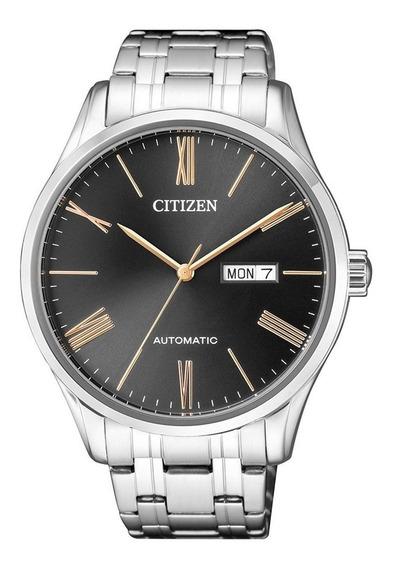 Relógio Citizen Masculino Automático Tz20939w - Nh8360-80j