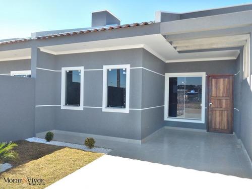 Casa Para Venda Em Fazenda Rio Grande, Nações, 3 Dormitórios, 1 Banheiro, 1 Vaga - Faz0119_1-1526517