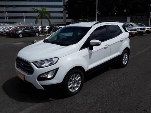 Imagem 1 de 8 de Ford Ecosport 1.5 Ti-vct Flex Se Automático