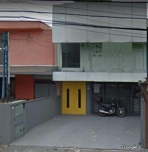 Sobrado Para Venda 290m², 3 Vagas, Loja No Térreo, Avenida De Grande Fluxo Na Vila Olímpia - So1628